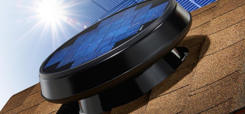 Solar Star Attic Fans